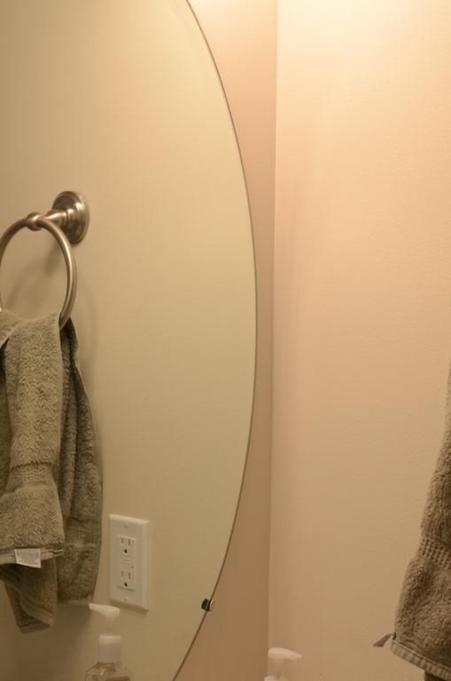 Removing A Bathroom Mirror - Crap I\'ve Made
