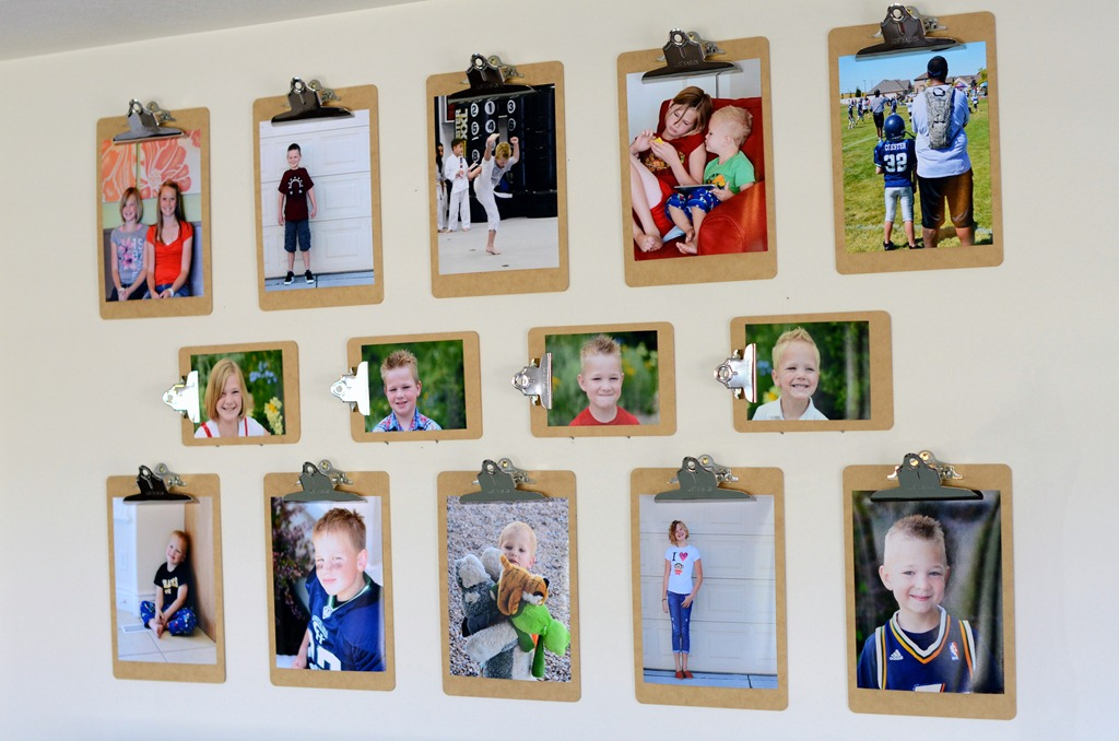 Clipboard Decorating Ideas
