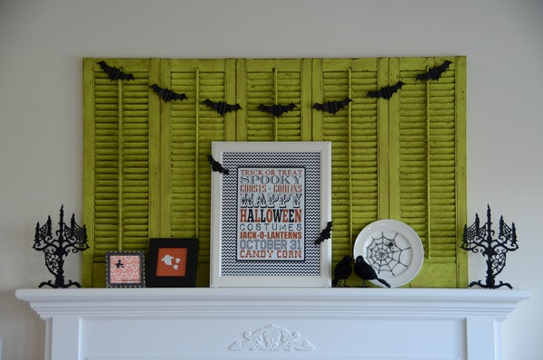 halloween_mantel
