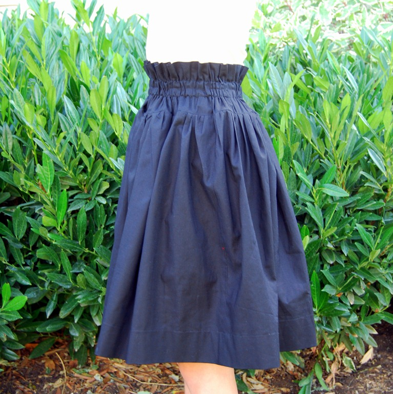 high waisted skirt tutorial revisited crap i ve made