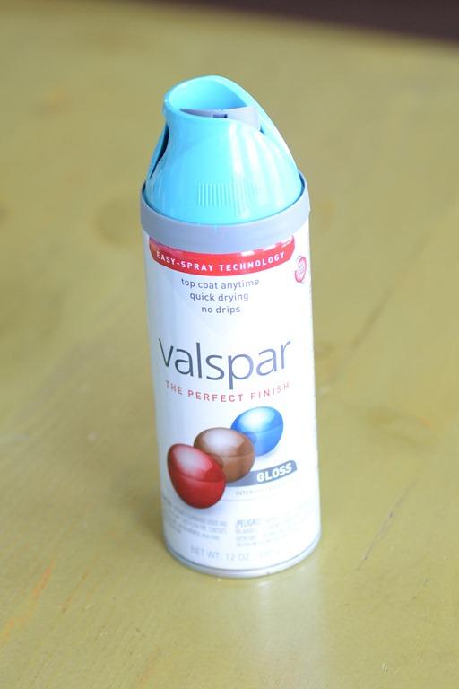 Valspar Make Your Own Chalk Paint
