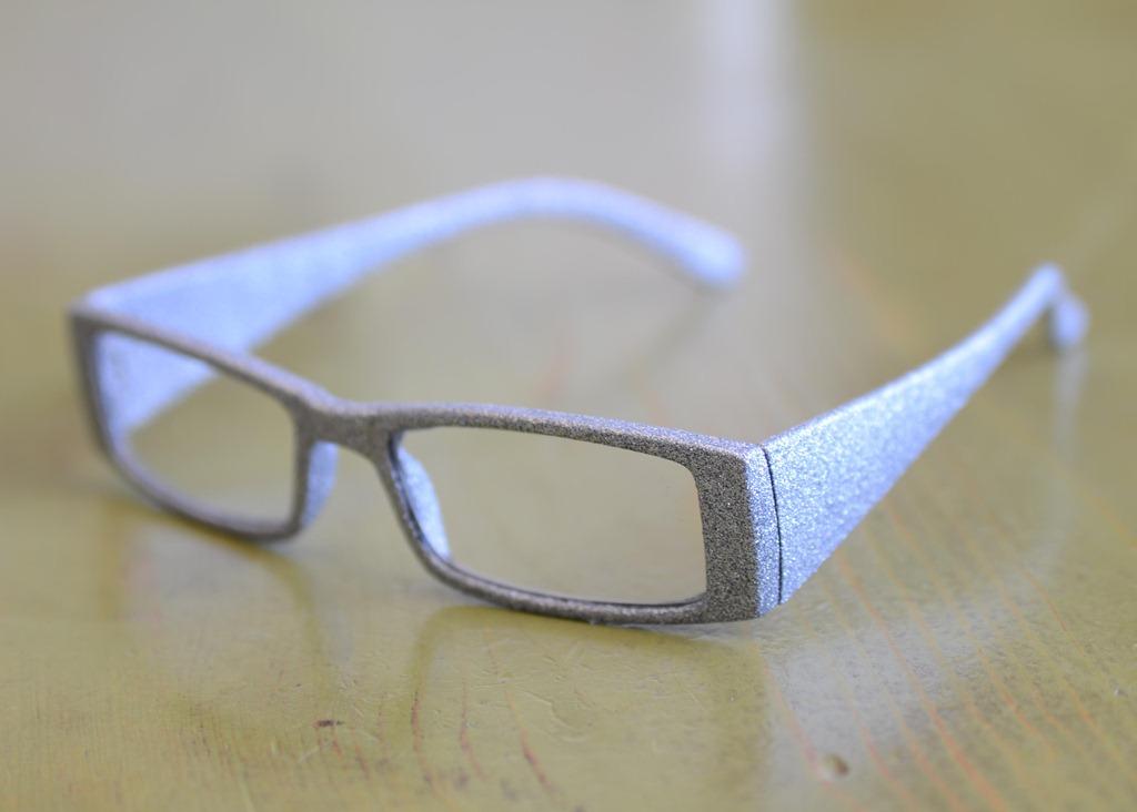 Glitter Glasses - Crap...
