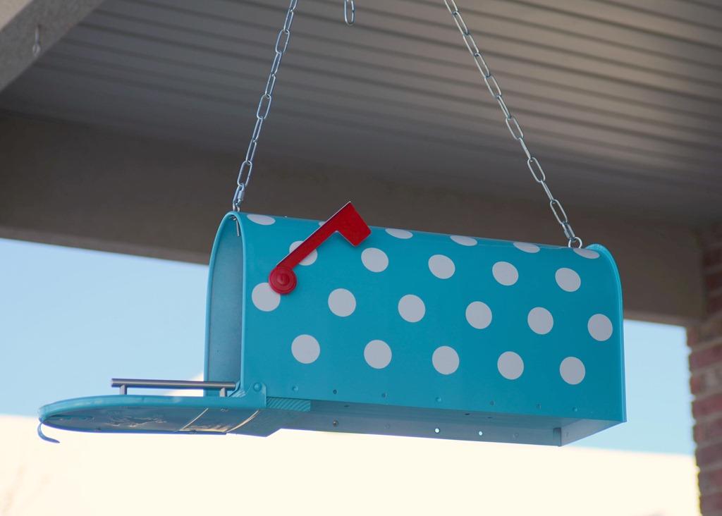 Mailbox Birdhouse I Ve Made