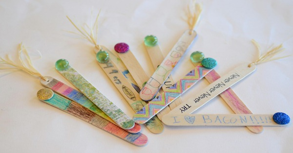 popsicle_stick_bookmarks